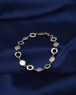 Stříbrný náramek NRS038