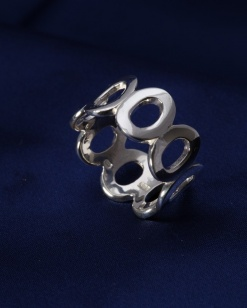 Stříbrný prsten PS013