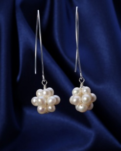 Náušnice s perlami NP012
