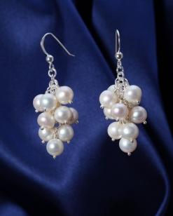Náušnice s perlami NP013