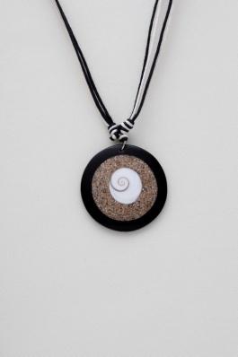 Perleťový náhrdelník NHB002