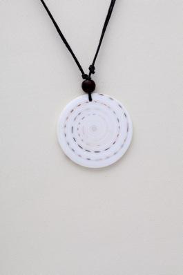 Perleťový náhrdelník NHB013