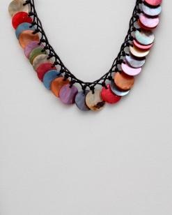 Perleťový náhrdelník NHB015