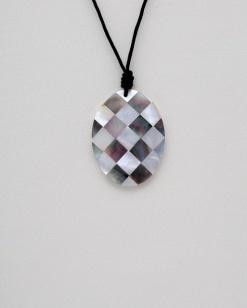 Perleťový náhrdelník NHB021